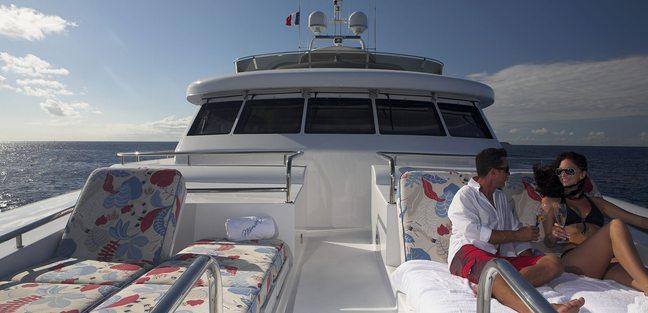 Nicole Evelyn Charter Yacht - 2