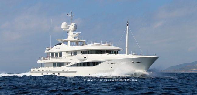 Kamalaya Charter Yacht - 3