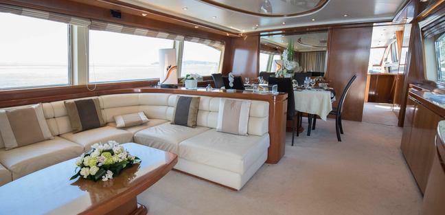 Leonida Charter Yacht - 6