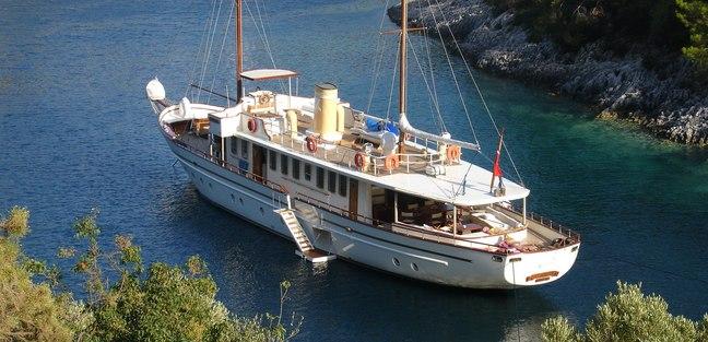Silver Cloud Charter Yacht - 8