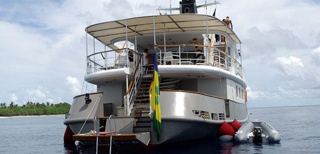 Spirit Of Adventure Charter Yacht - 4