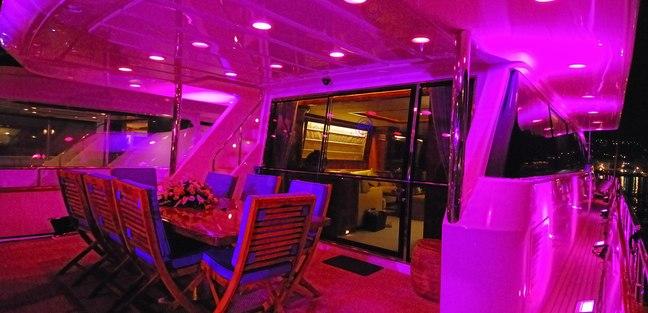 POWDERMONKEY OF LONDON Charter Yacht - 6