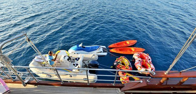 Berrak Su Charter Yacht - 5