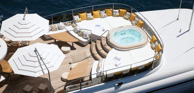 Baron Trenck Charter Yacht - 3
