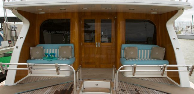 Salemwolf Charter Yacht - 2