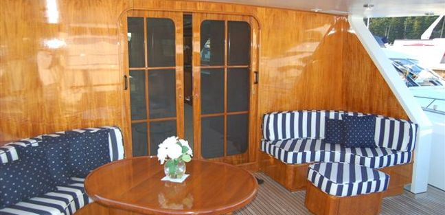 Diego Charter Yacht - 2