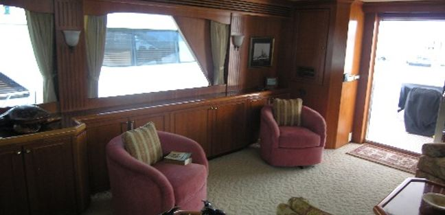 Miss Conduct VI Charter Yacht - 2