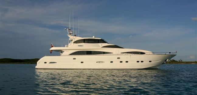 Crazy Love Charter Yacht - 2