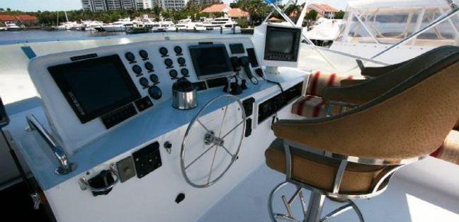 Just Faith Charter Yacht - 2