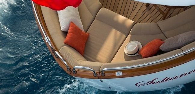Sultana Charter Yacht - 3