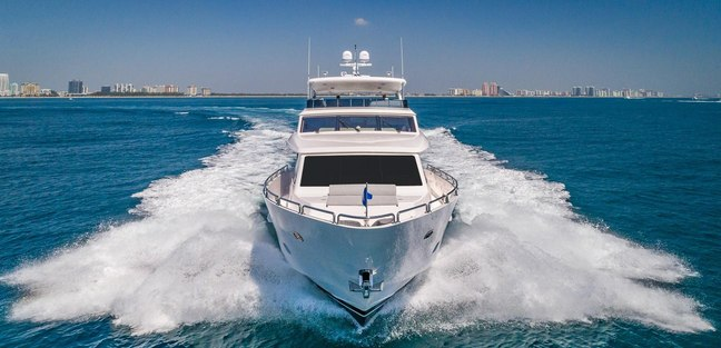 MB 3 Charter Yacht - 2