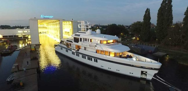 Promise Charter Yacht