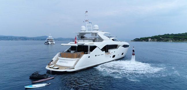Maoro Charter Yacht - 4