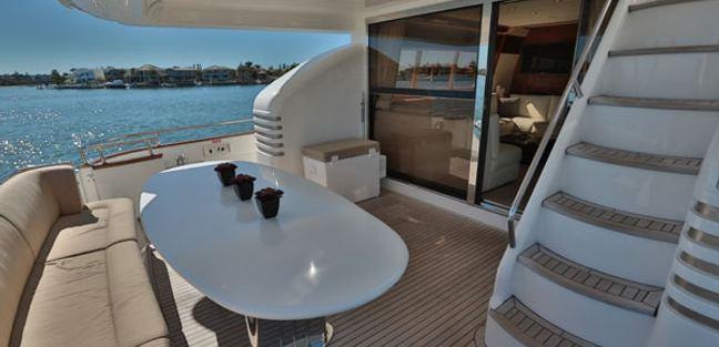 Princess 25m Charter Yacht - 5