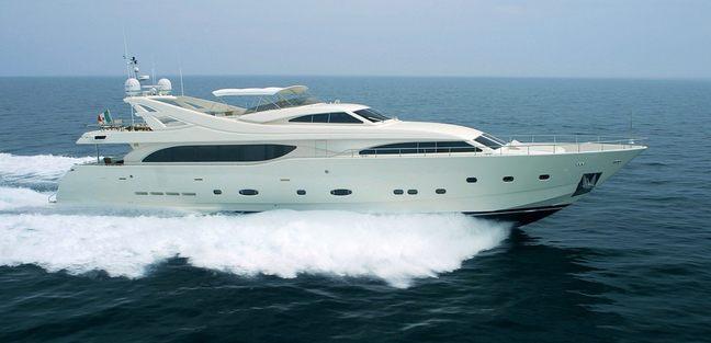 Helena Charter Yacht