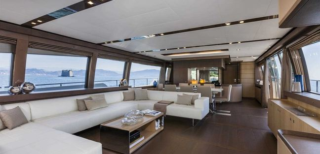 Aleksandra I Charter Yacht - 4
