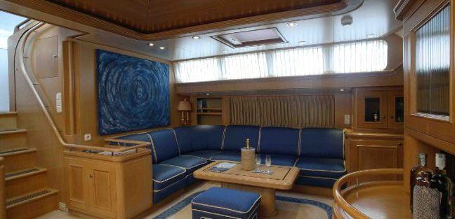 Antares Avance Charter Yacht - 5