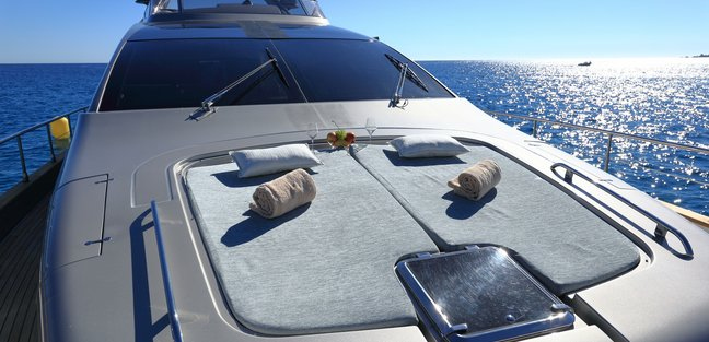Black Pearl Ajaccio Charter Yacht - 3