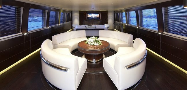 Cyrus One Charter Yacht - 5