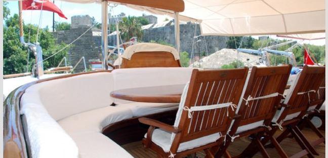 Sema Tuana Charter Yacht - 3