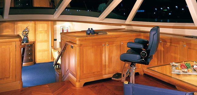 Zalmon Charter Yacht - 3