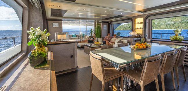Mister Z Charter Yacht - 8