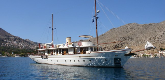 Silver Cloud Charter Yacht - 7