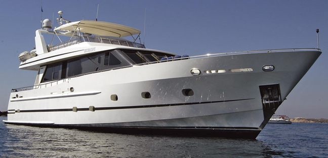 Cymbella Charter Yacht