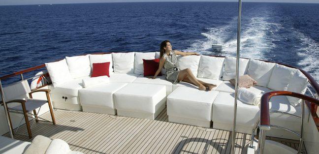 Perla Nero Charter Yacht - 3