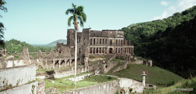 Citadel in Haiti