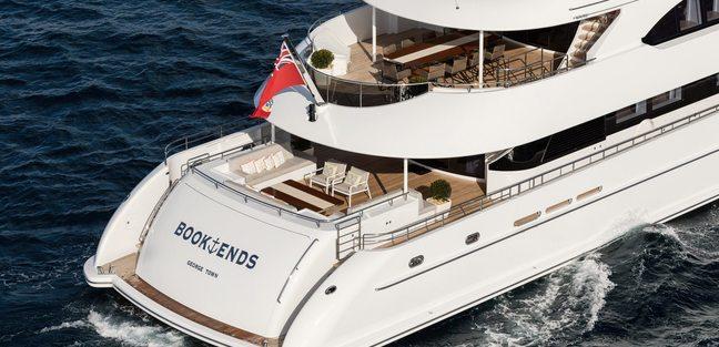 Book Ends Charter Yacht - 4