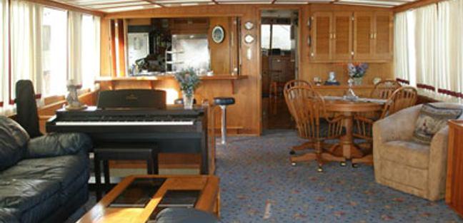 Morning Mist Charter Yacht - 3