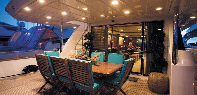 POWDERMONKEY OF LONDON Charter Yacht - 4