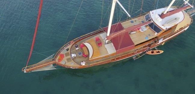 Besame Mucho Charter Yacht - 2