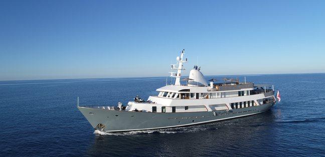 Menorca Charter Yacht