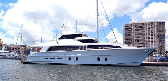 Queen of Diamonds Charter Yacht - 2