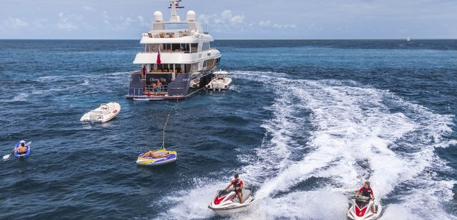 Bacchus Charter Yacht - 5
