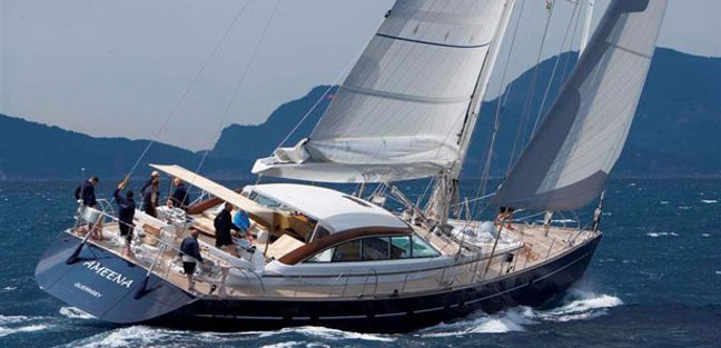 Mbolo Charter Yacht