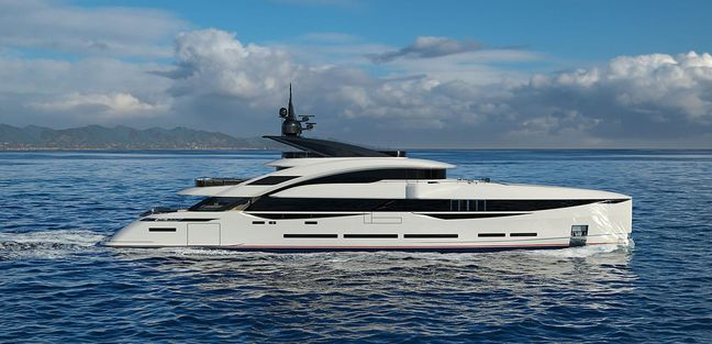 ISA Gran Turismo 45 Charter Yacht