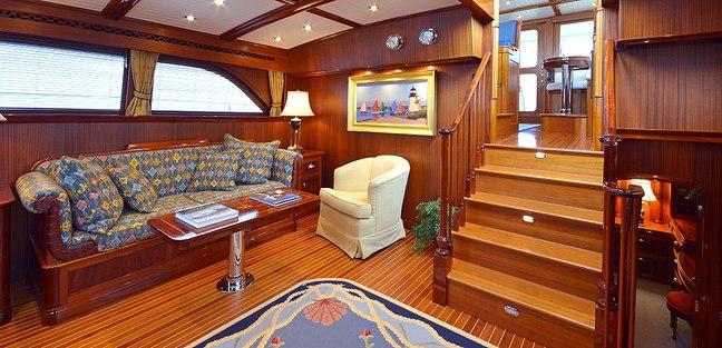Insignia Charter Yacht - 7