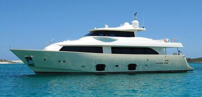 Ziacanaia Charter Yacht
