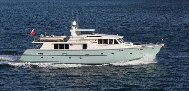 Tasman Charter Yacht