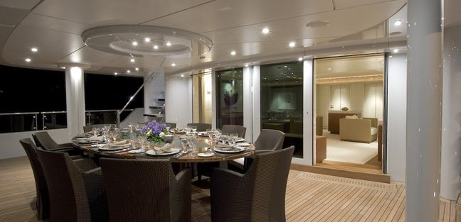 Triple Seven Charter Yacht - 7