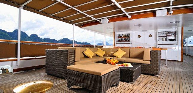 Calisto Charter Yacht - 5