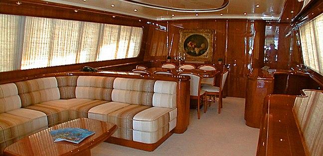 Mandalau Charter Yacht - 4
