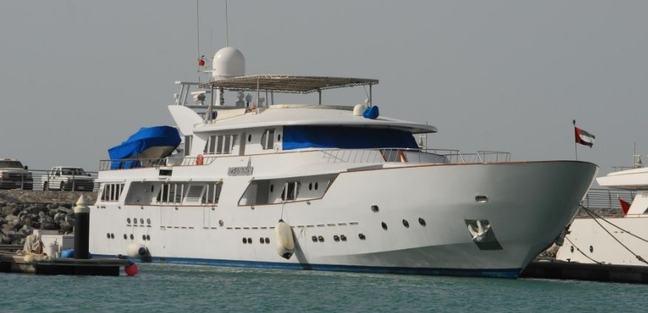 Oceanstar Charter Yacht