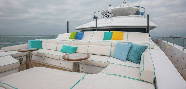Skyler Charter Yacht - 2