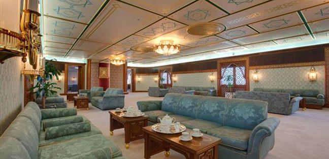 Al Mabrukah Charter Yacht - 7