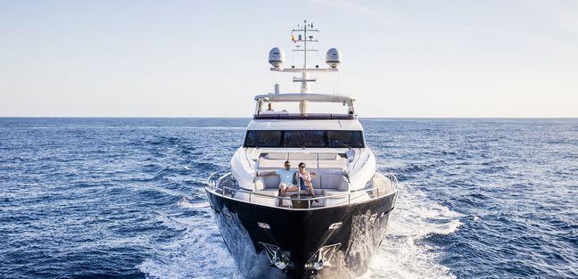 Kohuba Charter Yacht - 2
