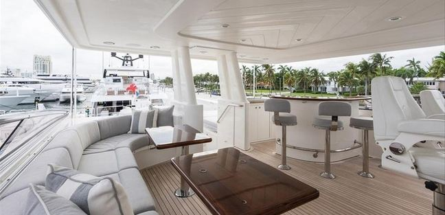 Boxer Charter Yacht - 5